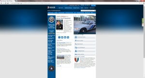 The Denver Sheriff does not list any CORA information on its website whatsoever.